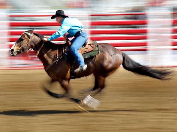 PRCA Rodeo 2013 - Clovis Rodeo