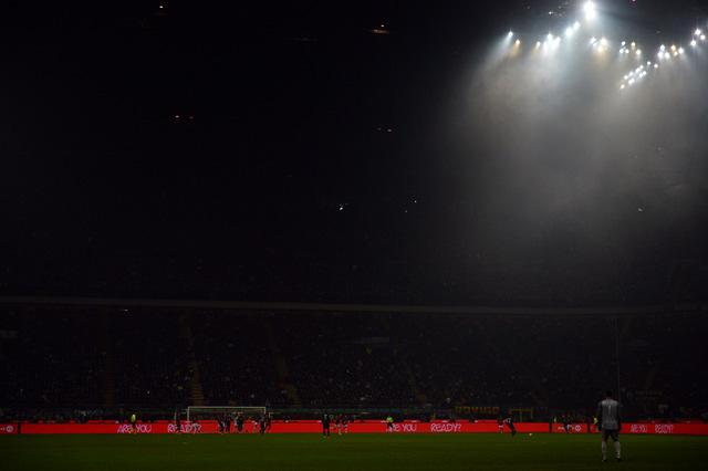 Serie A Inter v Milan 22/12/13