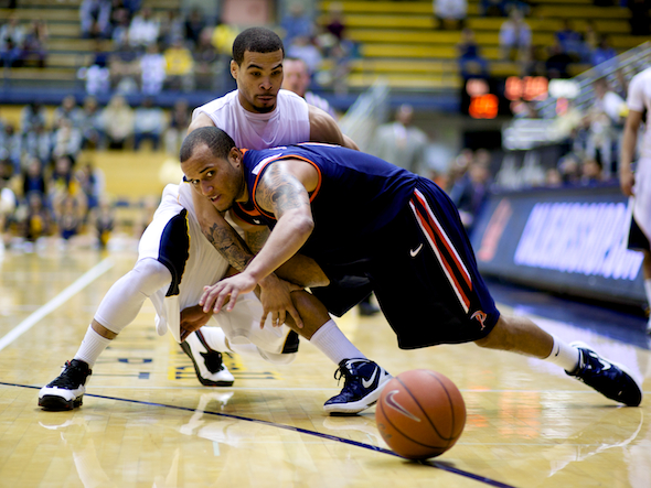 NCAA BASKETBALL 2012 - November 13 - Pepperdine at California